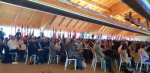 pubblico al global wellness summit