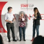 premiazione Tomapaint a Start Cup