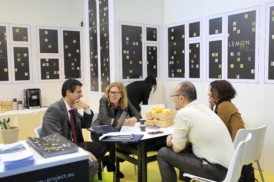 stand di lemon project